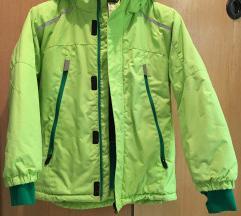 H&M zimska jakna za dečke, vel.128