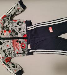 Adidas Disney Mickey mouse, 3-6mj