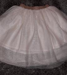 Šljokičasta suknjica od tila/92