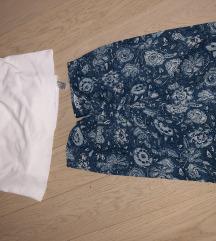 Zara suknja i top