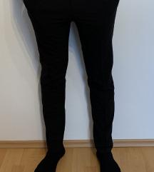 ✅Muške crne svečane hlače na peglu -40%✅