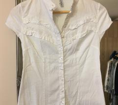 Diadema bijela košulja