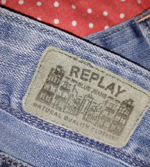 Replay wide traperice