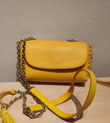 Zara zuta torbica