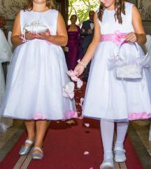 Svečana haljina za curice 140