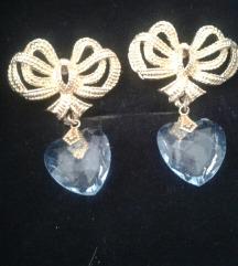 Naušnice - replika viktorijanskog nakita
