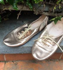cipele rosegold br. 40