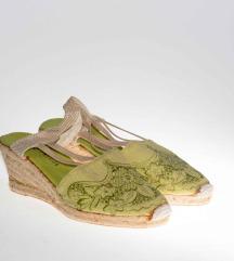 Nina fashion sandale na punu petu