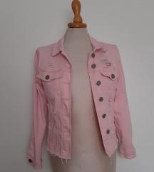 HOUNd traper denim roza jakna