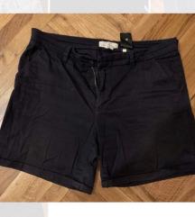 h&m kratke tamno plave hlače