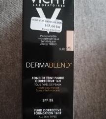 Novi Vichy Dermablend puder, nijansa 25 - nude