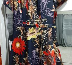 Unikat cvjetna haljina danas 250 kn %