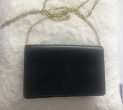 Diane Von Furstenberg crna torbica