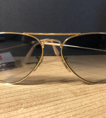 Sunčane naočale Ray ban aviator