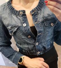 Jeans kraca jaknica m/l