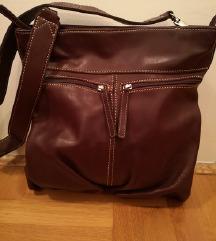 Manual & co prekrasna smeđa torba