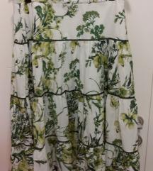 Cvjetna Bandolera suknja