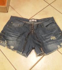 traper kratke hlače vel l