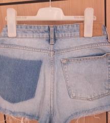 Bershka traper kratke hlače