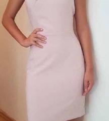 Mango haljina preklopnog dizajna s etiketom