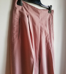 BENETTON roza mrkva hlače