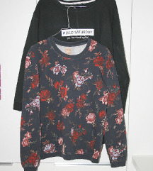 LOT 2 majice (Zara, Mango)