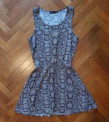 Nova haljina zmijskog uzorka