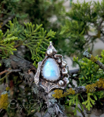Vilenjacki moonstone prsten