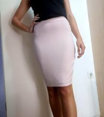 Rozi novi šos / nova suknja s etiketom  Reserved