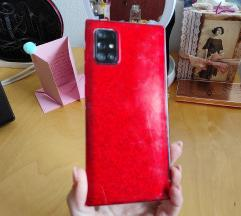 Maska za mobitel crvena....