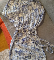 Ljetna haljina s uzorkom