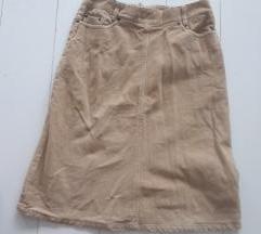 HENNES samt suknja