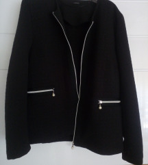 Mana crna lagana jaknica slabo nošena + POKLON