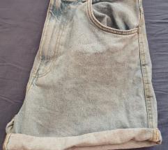 Zara jeans šorc