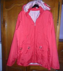 Crvena jakna proljeće-jesen