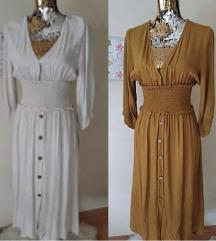 Strukirane haljine za prijelazno vrijeme