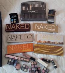 Novi Lot Dekorativne kozmetike + kutija