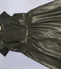 Orsay haljina umjetna koža 40 prodaja ili zamjena