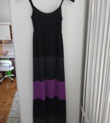 Duga haljina - pamuk M/L