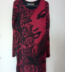 Desigual by Christian Lacroix haljina Marilyn