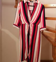 Bershka košulja haljina