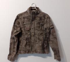 Dječja muška maskirna jakna