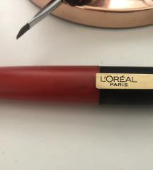 Loreal rouge signature i don't ruž