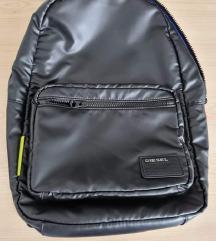 Novi Diesel veliki crni ruksak