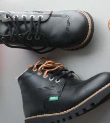 NOVO 39 40 Kickers crne tople zimske cipele