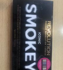 Revolution paleta iconic smokey