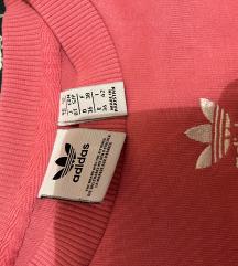 Roza Adidas majica