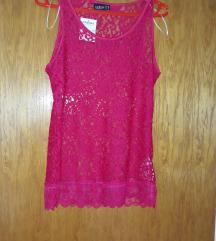 Nova kricavo roza majica