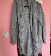 Siva debela vesta