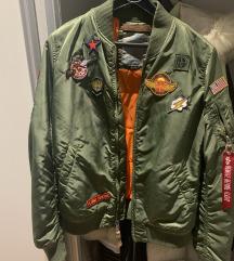 Alpha Industries Original ženska bomber jakna